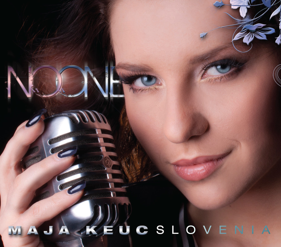 MAJA KEUC: NO ONE (EUROVISION SONG CONTEST)