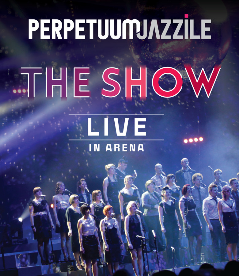 PERPETUUM JAZZILE: THE SHOW - LIVE IN ARENA (DVD)